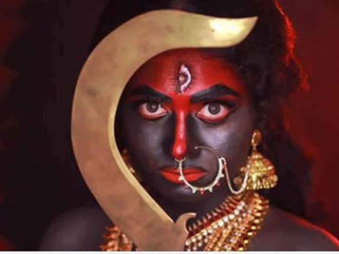 Anarkali Marikar's avatar as Kali is fierce and striking ...