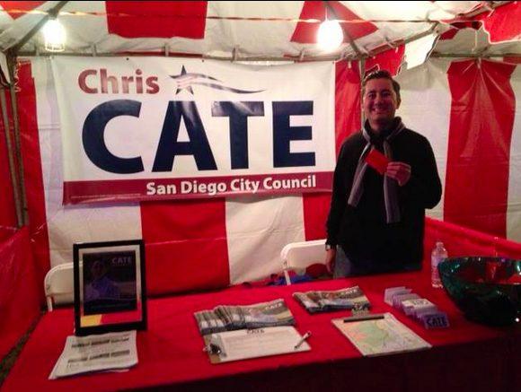 Chris Cate