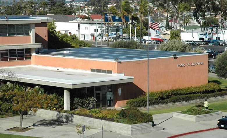 San Diego Unified headquarters