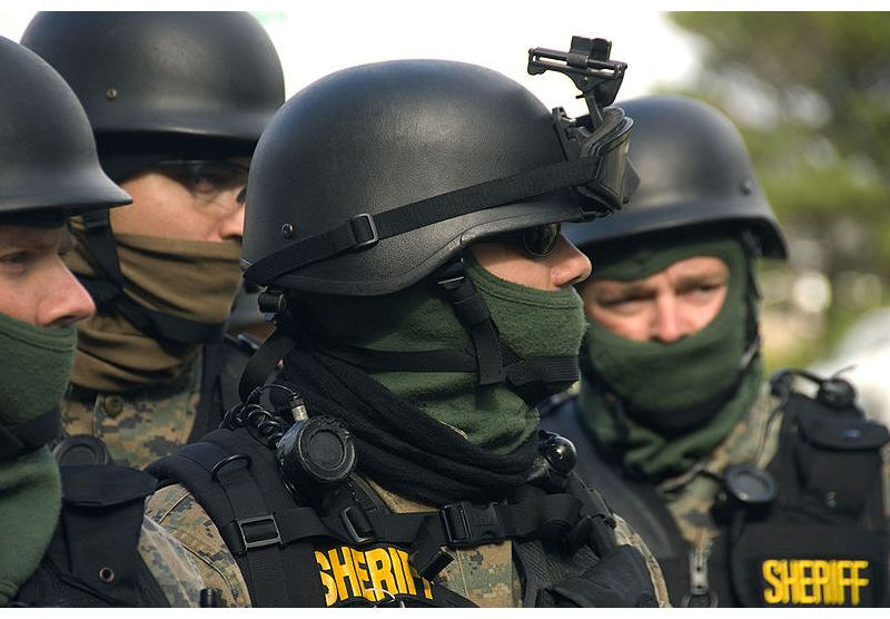 Sheriff's SWAT Team