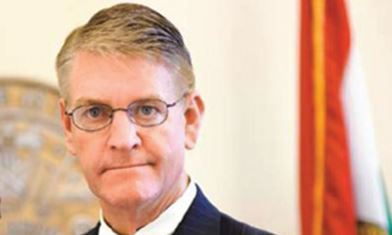 Dan McAllister, San Diego County treasurer-tax collector.
