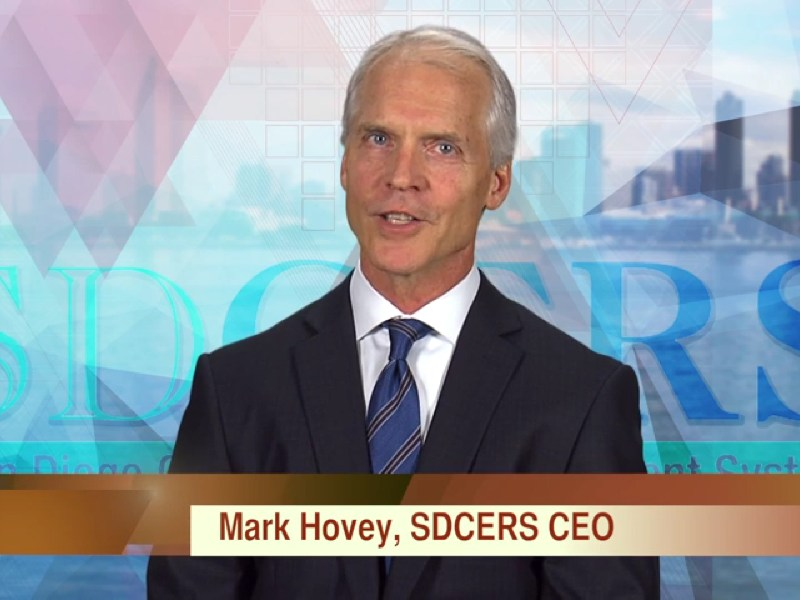 Mark Hovey SDCERS