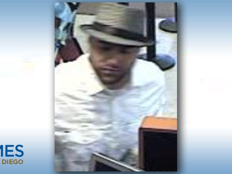 Chase Bank robber bearded bandit