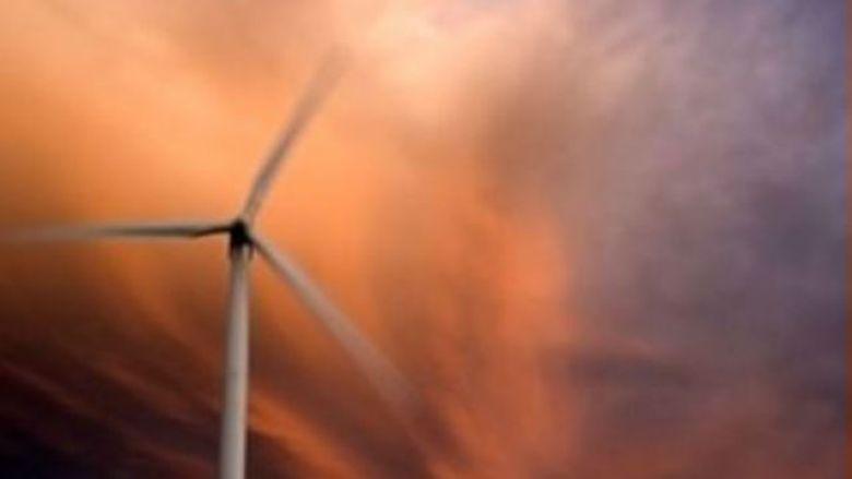 Windmill turning