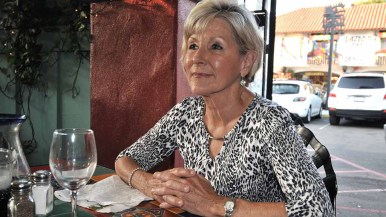 Suzanne Manuel, who befriended Danuta at a low point in life, became a high point in Pfeiffer's book.