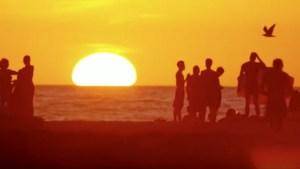 Scene from Samson Chan video used in San Diego bid for 2017 World Beach Games. Image via YouTube.com