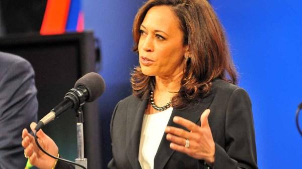 Kamala Harris Leads in U.S. Senate Race - Times of San Diego