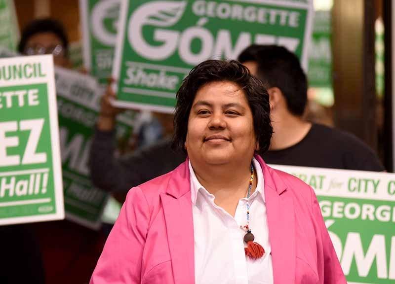 Georgette Gomez