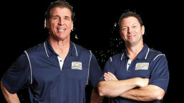 Scott Kaplan and Billy Ray Smith