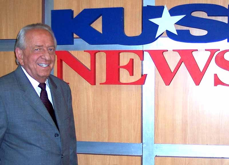 John Coleman left KUSI in April 2014 after 20 years as meteorologist.
