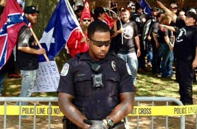 Charlottesville protest