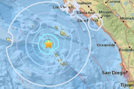pacific ocean location on map » Full HD MAPS Locations - Another ...