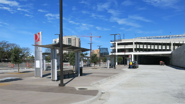 UTC Transit Center
