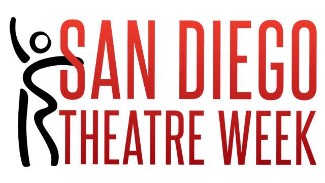 San Diego Theatre Week logo
