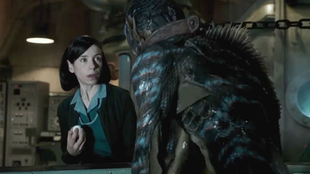 """Scene from """"The Shape of Water"""""""