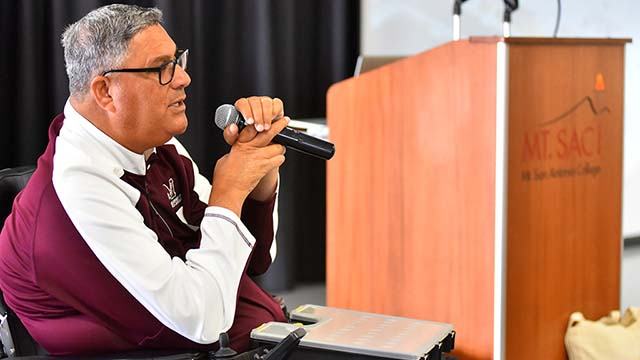 Mt. SAC track coach Ron Kamaka shares hopes for U.S. Olympic track and field trials in 2020.
