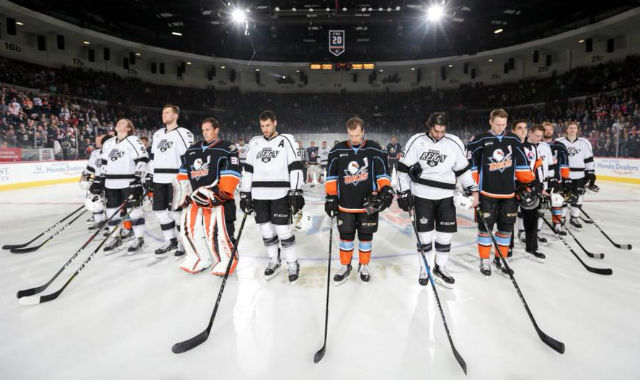 San Diego Gulls team members