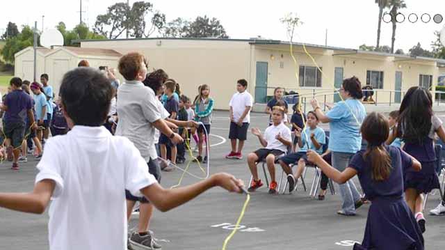 Loma Verde Elementary School.
