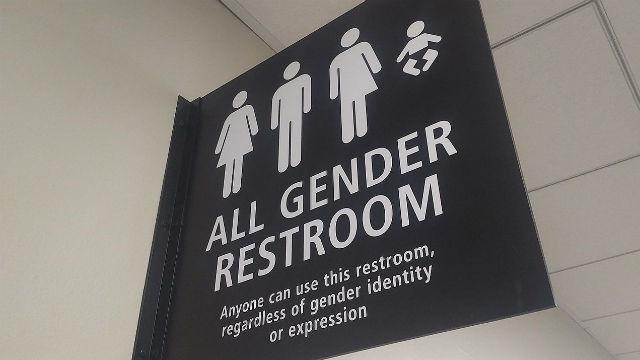 All-gender restroom