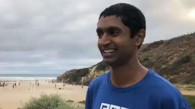 Vivek Viswanathan in Del Mar