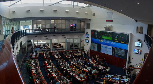 Cal OES State Operations Center