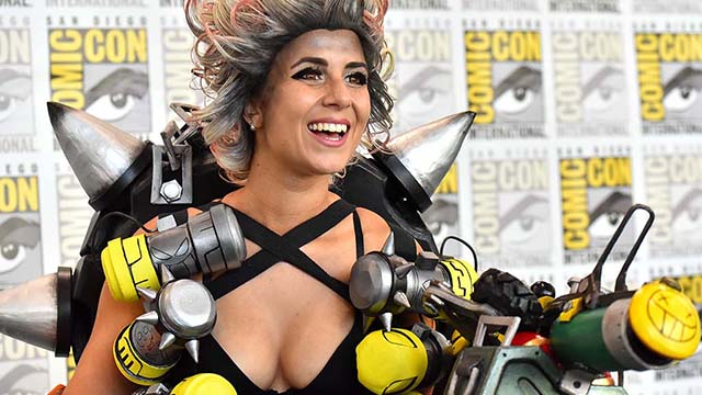 """Lianna Preston from Los Angeles is Junkrat from """"Overwatch."""""""