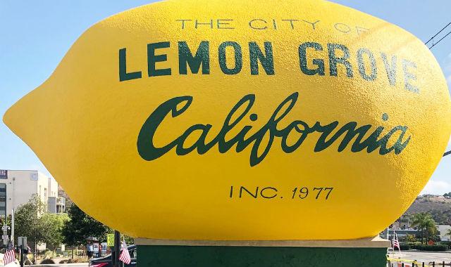 Giant lemon