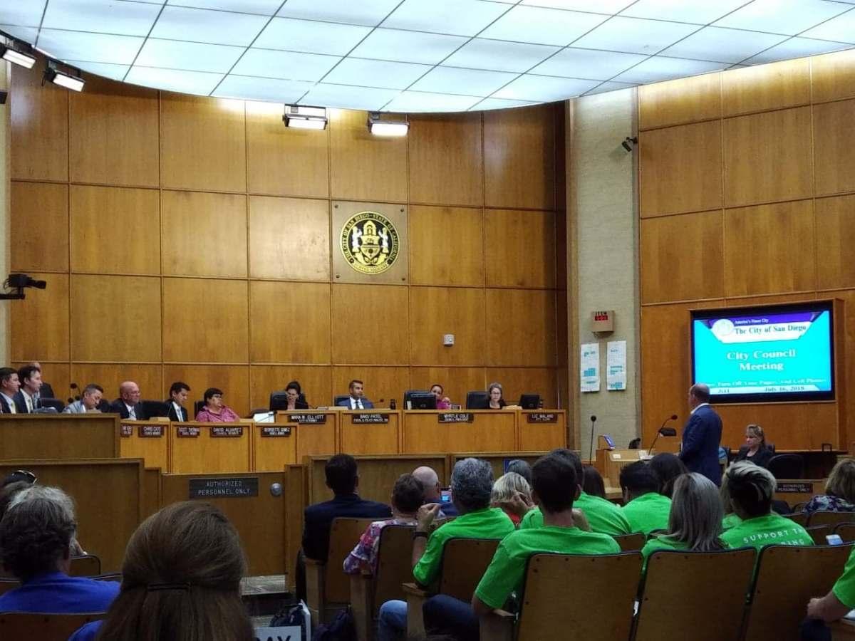 Short-Term Rental -city council