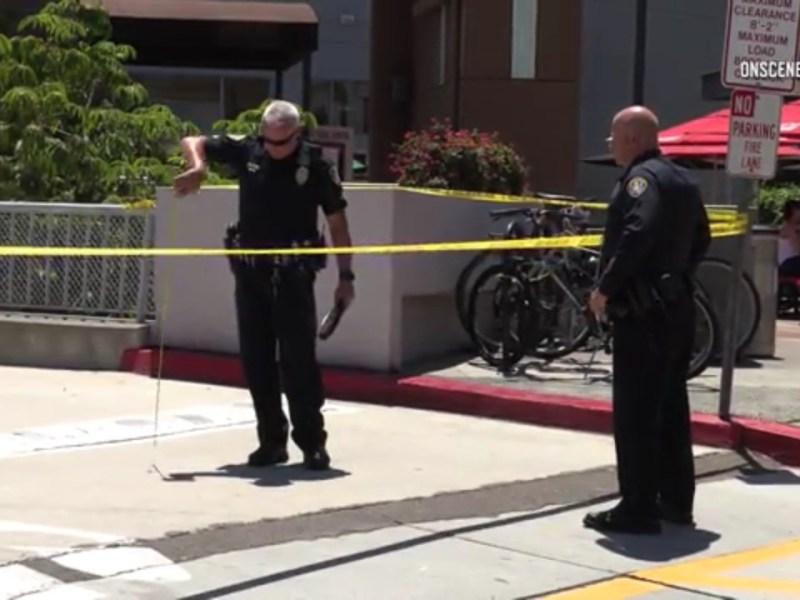 University City collision