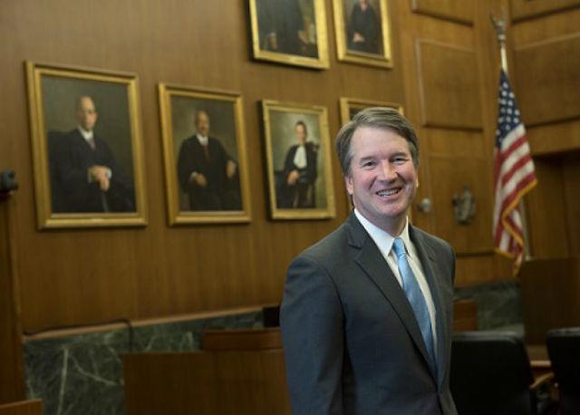 Judge BrettKavanaugh