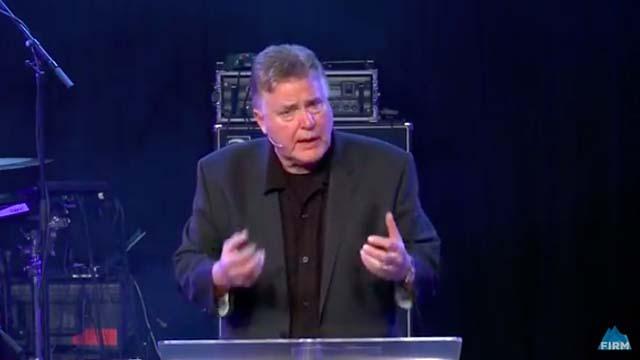 Jim Garlow, senior pastor of Skyline Church, speaks about his love of Israel and Jerusalem