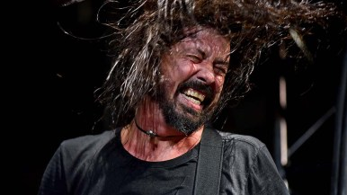 Dave Grohl performs with the Foo Fighters at KAABOO Del Mar.