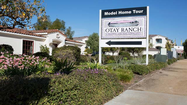 An Otay Ranch development.