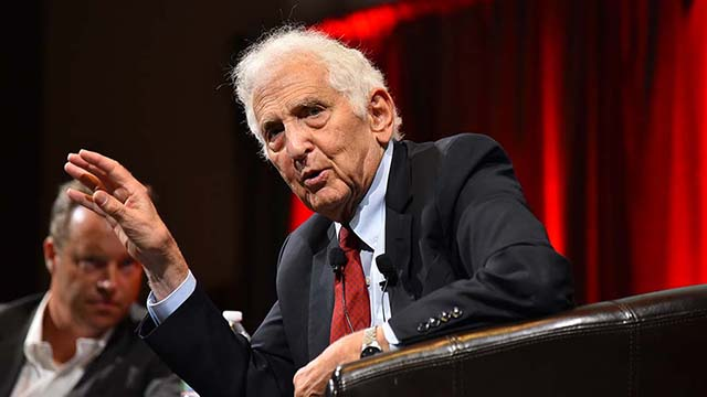 Daniel Ellsberg at SDSU said secret 1960s materials revealed in recent years showed government knew Vietnam was a lost cause.