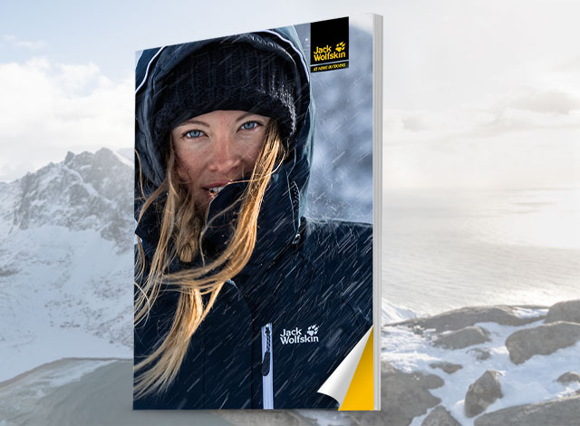 Jack Wolfskin autumn/winter 2018 catalog