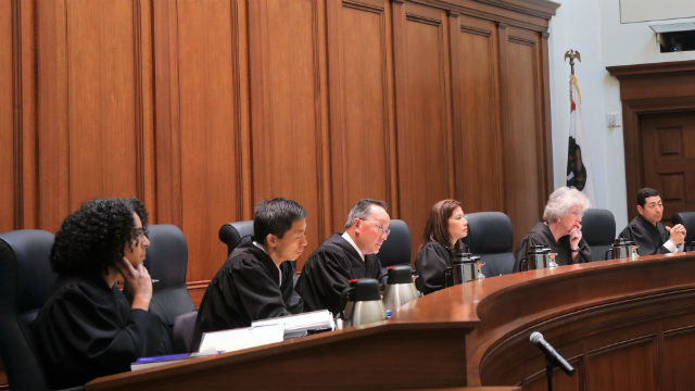 California Supreme Court Threatens To Undermine Gov Brown S Pension Reform Times Of San Diego