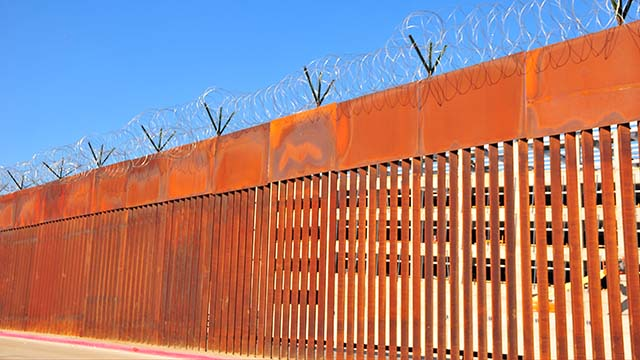 2 Women Injured After Falling From Top of Border Wall in Otay Mesa area - Times of San Diego