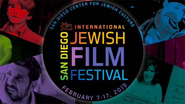 San Diego International Jewish Film Festival of 2019 will feature 32 films