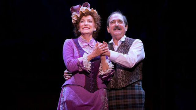 """Betty Buckley and Lewis J. Stadlen star in the national touring production of """"Hello, Dolly!"""""""