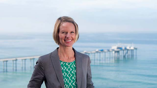 Samantha Murray of Scripps Institution of Oceanography.