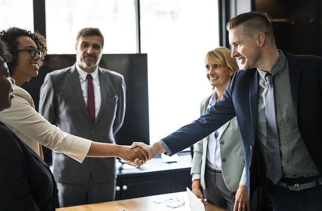 A business agreement