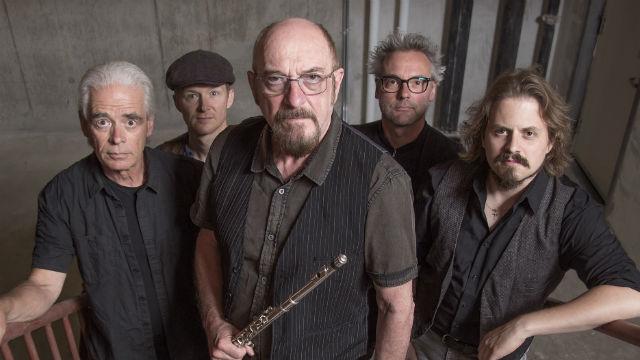 Ian Anderson and Jethro Tull