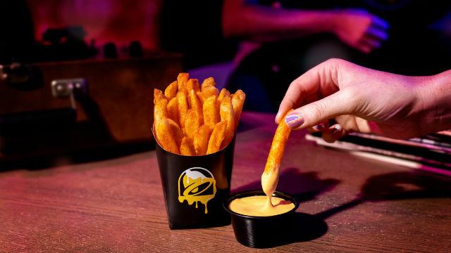 Taco Bell's Nacho Fries