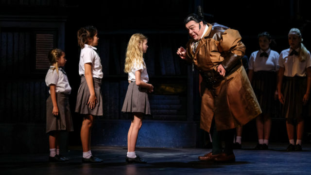 """A scene from """"Matilda the Musical"""""""