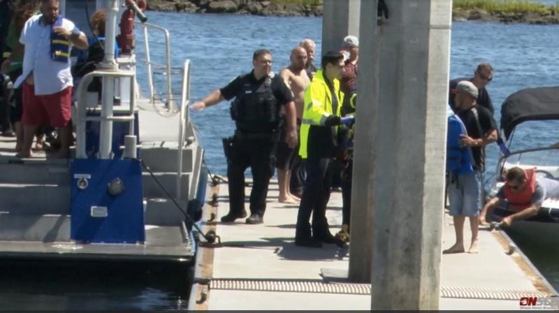 Pepper Park Boat Collision