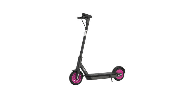 Lyft dockless scooter
