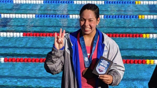 Collegiate Swimming Arzave