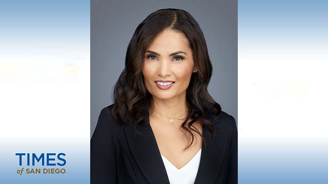 Famela Ramos of Chula Vista switched races from 52nd Congressional District to 53rd.