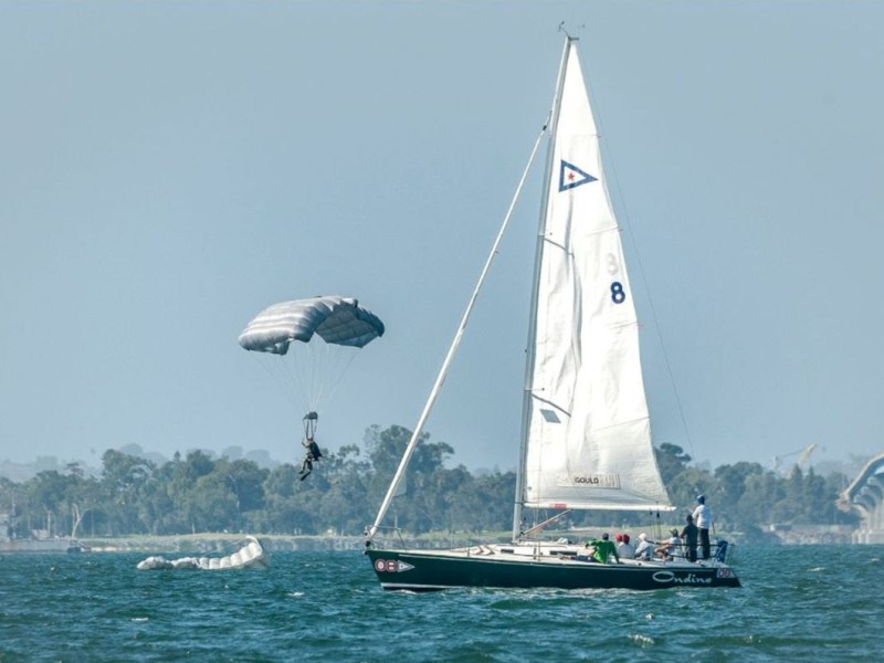 U.S. Navy San Diego Bay Regatta