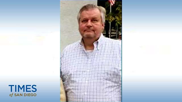 Paul Mikkelsen was reported missing by Oceanside police.